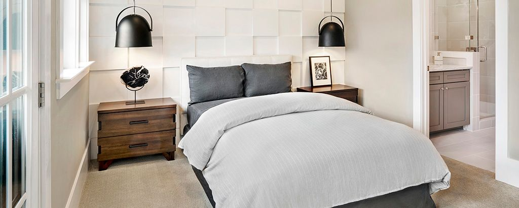 Bedroom featured in the Canzona By Ashton Woods in Atlanta, GA