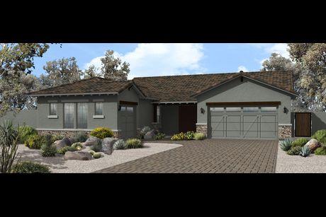 Colorado by Ashton Woods Homes, 85296 ... - Colorado Plan At Morrison Ranch In Gilbert, Arizona By Ashton