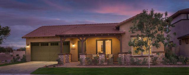 Morrison Ranch by Ashton Woods Homes, 85296 - Sahara Plan At Morrison Ranch In Gilbert, Arizona 85296 By Ashton