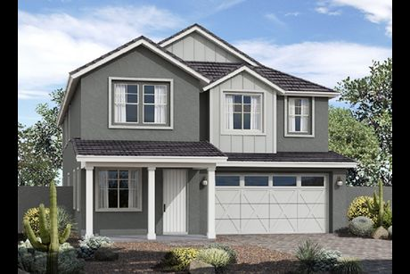 Redwood By Ashton Woods Homes 85379