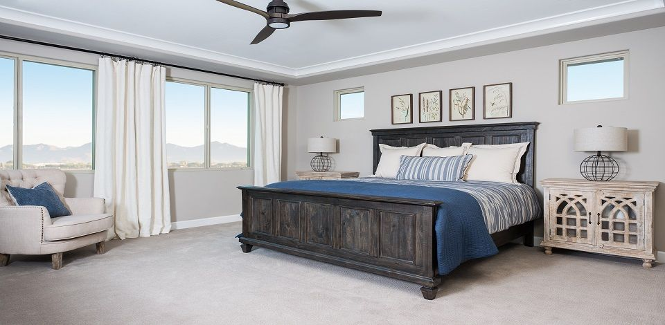 Bedroom featured in the Spruce By Ashton Woods in Phoenix-Mesa, AZ