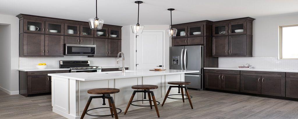 Kitchen featured in the Claridge By Ashton Woods in Phoenix-Mesa, AZ