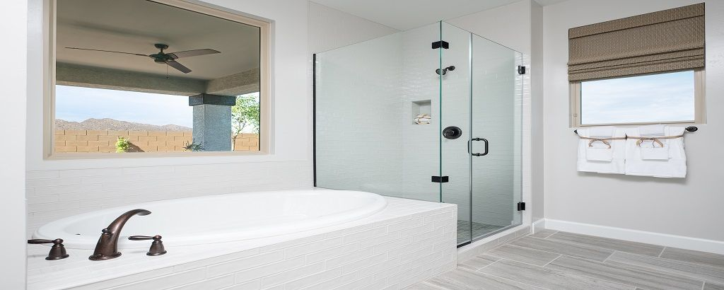 Bathroom featured in the Claridge By Ashton Woods in Phoenix-Mesa, AZ