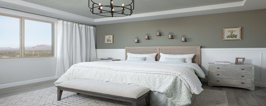 Bedroom featured in the Claridge By Ashton Woods in Phoenix-Mesa, AZ