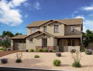 Yellowood - Estates at Eastmark: Mesa, Arizona - Ashton Woods