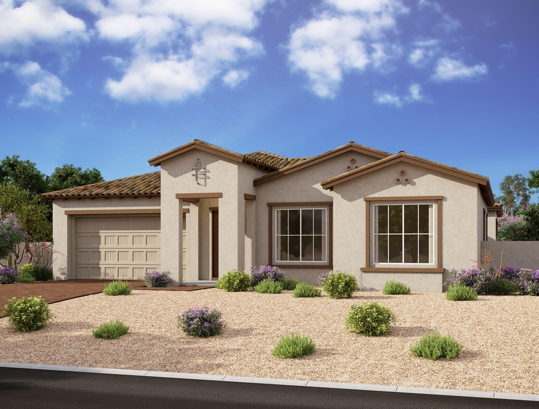 Exterior featured in the Juniper By Ashton Woods in Phoenix-Mesa, AZ
