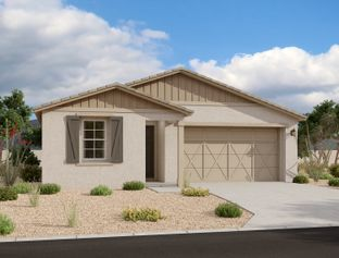 Primrose - Inspirian III at Eastmark: Mesa, Arizona - Ashton Woods