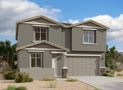 Dahlia - Tortosa: Maricopa, Arizona - Ashton Woods