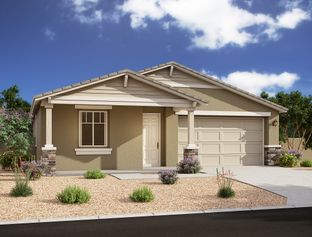 Violet - Eastmark: Mesa, Arizona - Ashton Woods