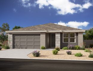 Claridge - Legacy at Hudson: Laveen, Arizona - Ashton Woods