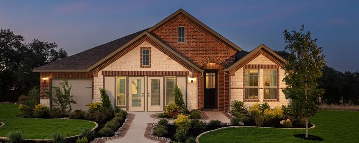 Canyon Crest in San Antonio, TX :: New Homes by Ashton Woods