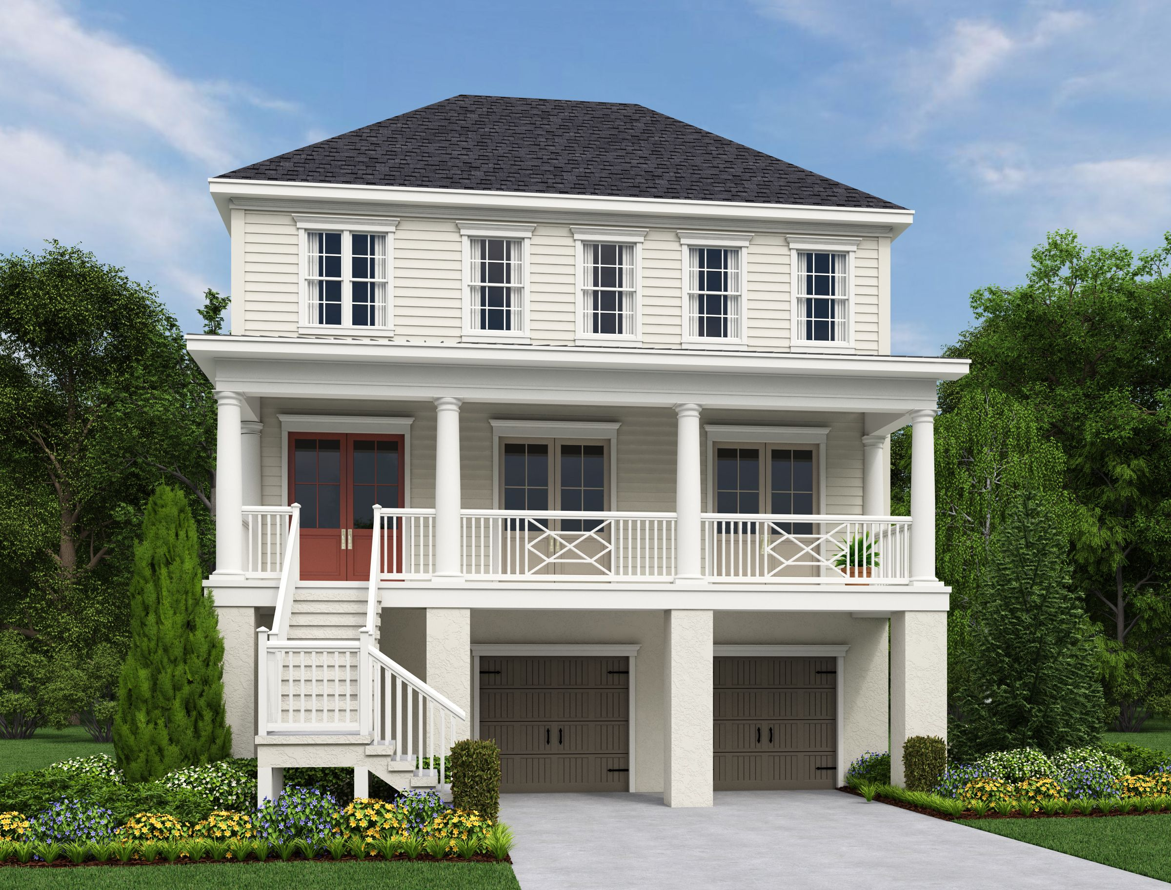 Stratton by the sound in mount pleasant sc new homes for Stratton builders
