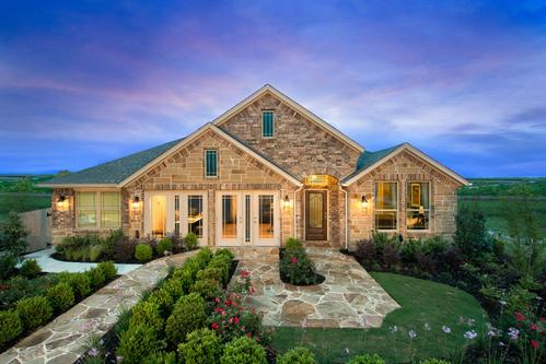 The Highlands of Remuda Ranch by Ashton Woods Homes in San Antonio Texas