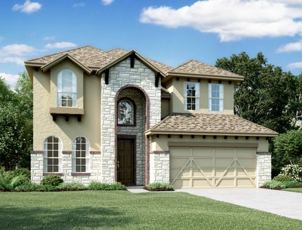 The Callaway is one of the larger models in the community and is priced at  roughly $850,000 with 4,200 square feet, six bedrooms, five-and-a-half  baths, ...