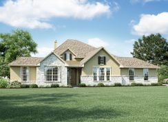 Alexandria - Copper Ridge: New Braunfels, Texas - Ashton Woods