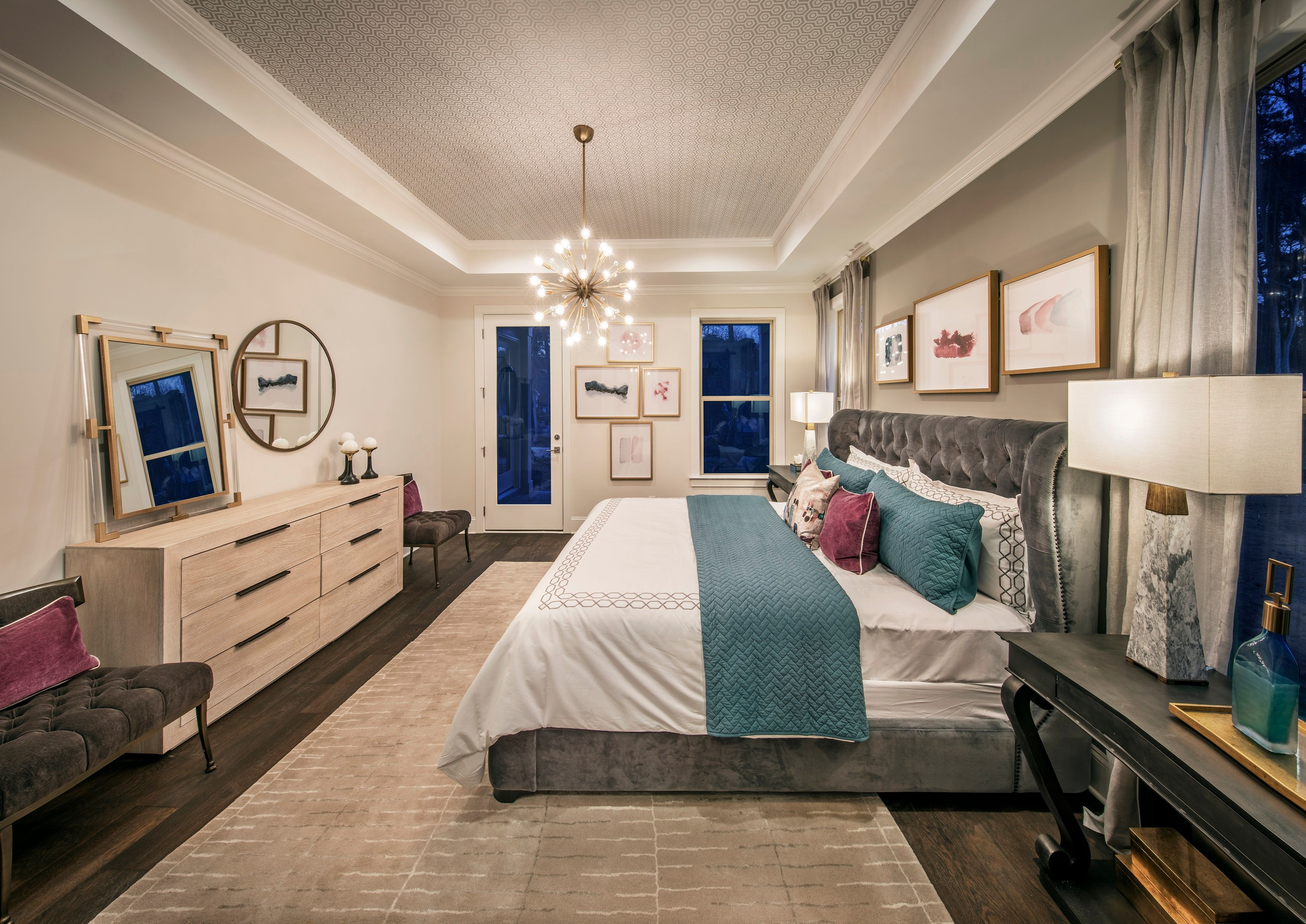 Bedroom featured in the Waverly By Ashton Woods in Raleigh-Durham-Chapel Hill, NC