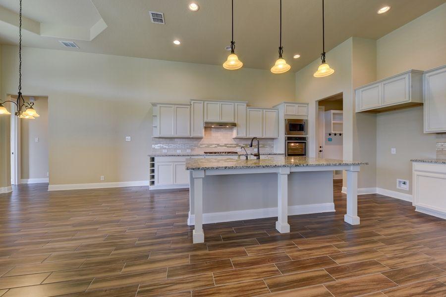 Kitchen-in-Kylie-at-Copper Ridge-in-New Braunfels