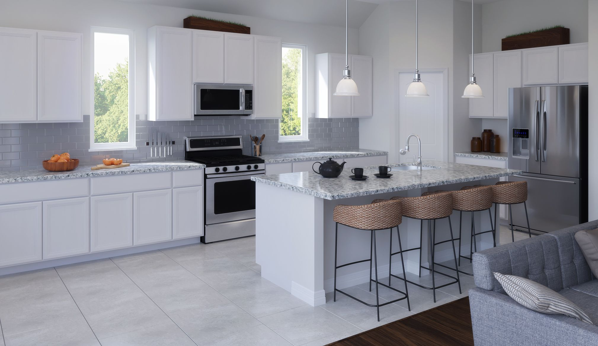Kitchen featured in the Del Rio By Ashton Woods in San Antonio, TX