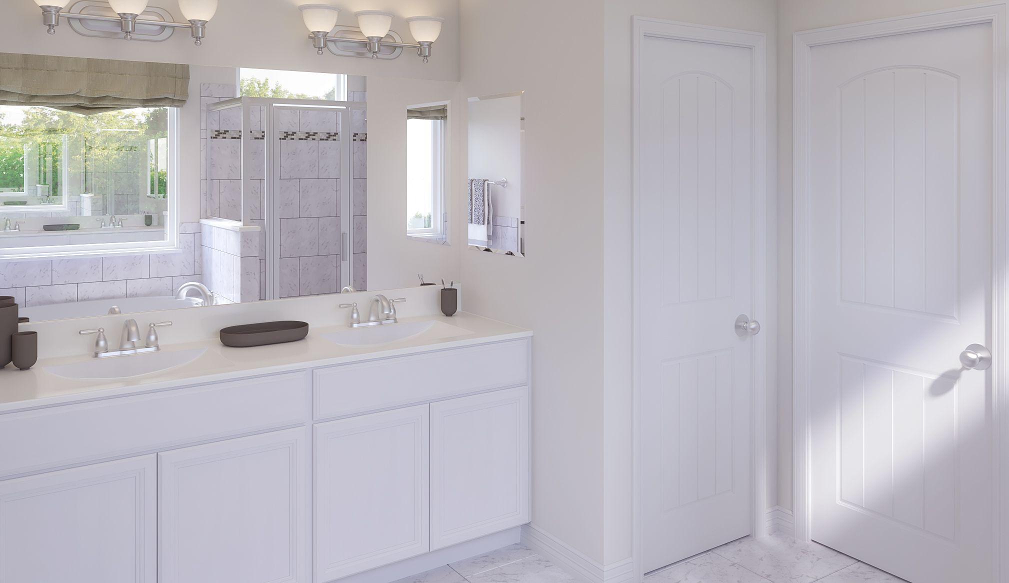 Bathroom featured in the Del Rio By Ashton Woods in San Antonio, TX