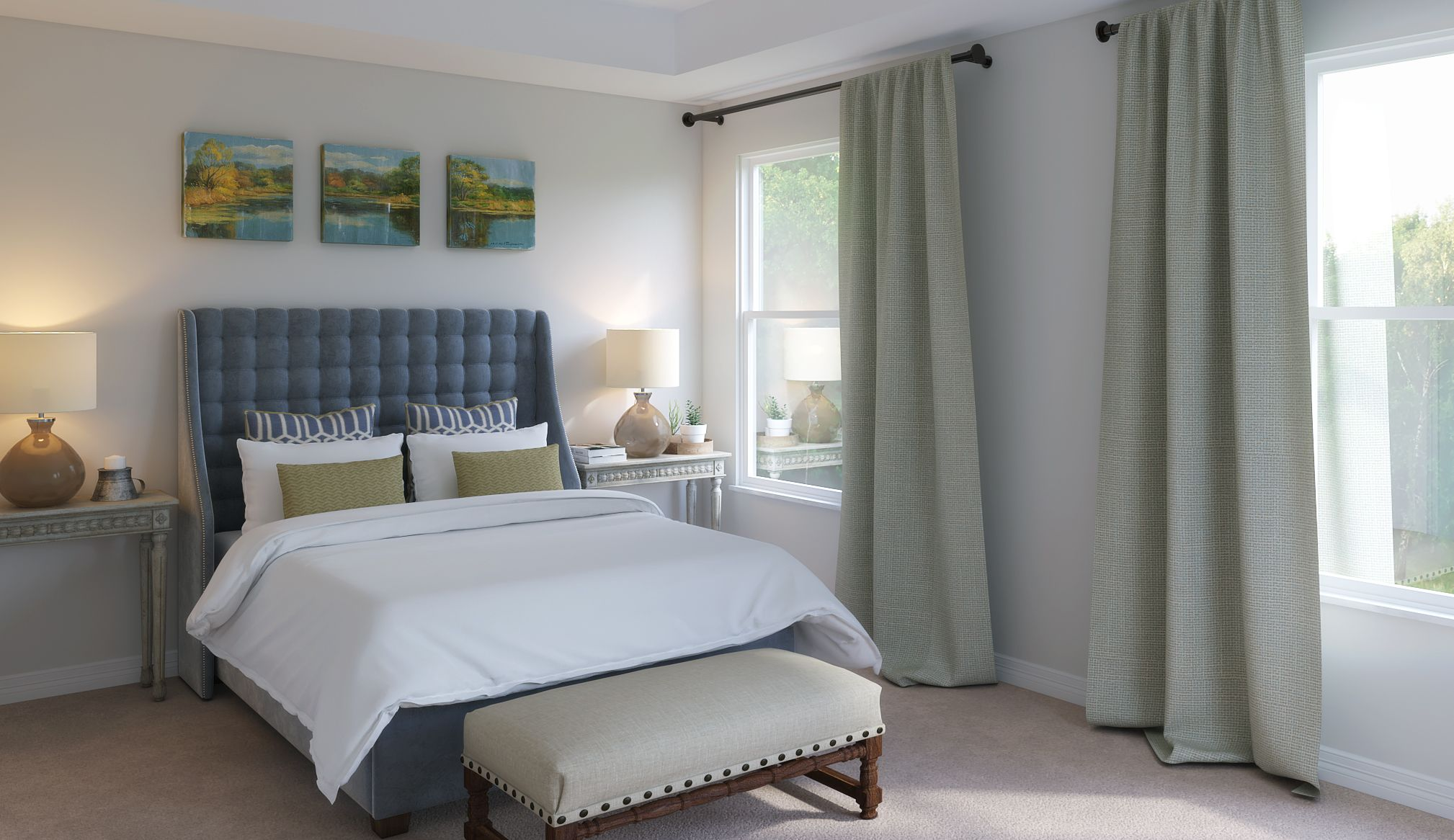 Bedroom featured in the Del Rio By Ashton Woods in San Antonio, TX