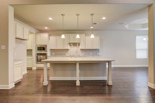 Kitchen-in-Guadalupe-at-The Preserve at Singing Hills-in-Spring Branch