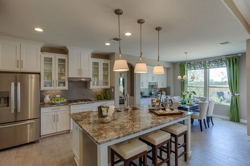 Kitchen-in-Nueces-at-The Preserve at Singing Hills-in-Spring Branch