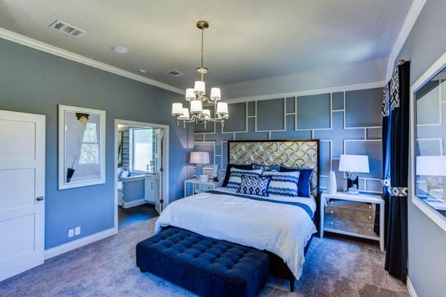 Bedroom-in-Alexander II-at-Front Gate at Fair Oaks Ranch-in-Fair Oaks Ranch