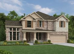 Barnett - Front Gate at Fair Oaks Ranch 70: Boerne, Texas - Ashton Woods