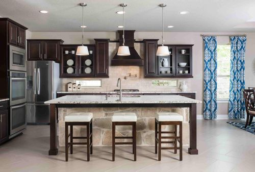 Kitchen-in-Guillermo-at-Front Gate at Fair Oaks Ranch-in-Fair Oaks Ranch