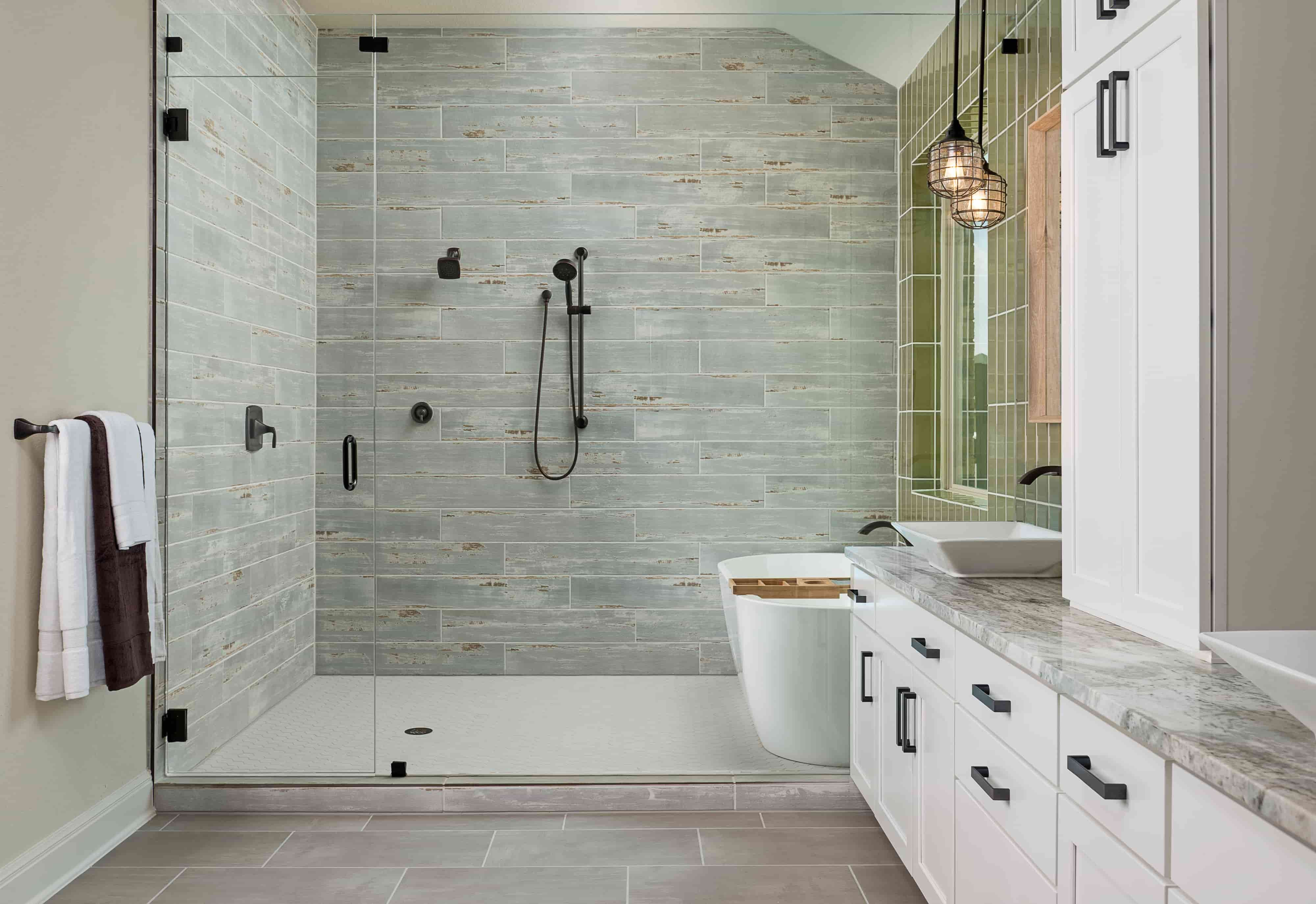 Bathroom featured in the Kerrville By Ashton Woods in San Antonio, TX