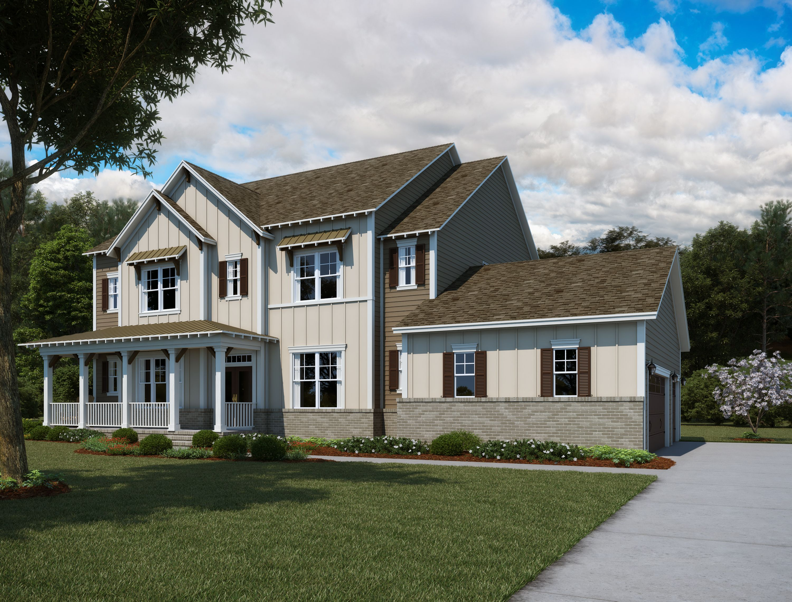 'Lake Castleberry' by Ashton Woods Homes-Raleigh in Raleigh-Durham-Chapel Hill