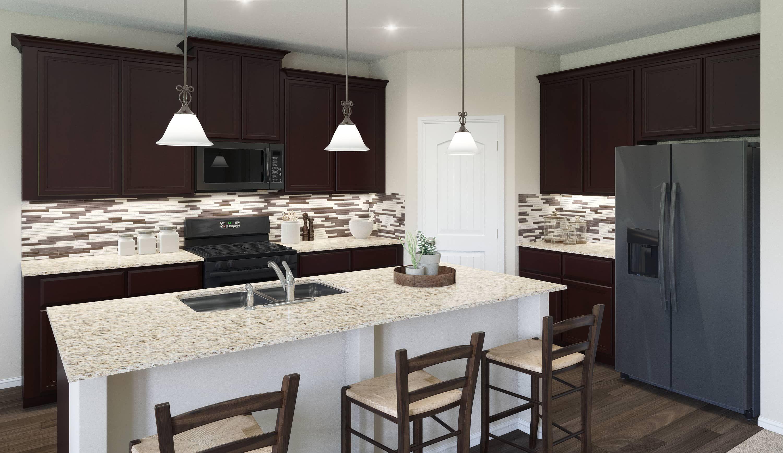 Kitchen-in-Kennedy-at-Vista Ridge-in-Live Oak