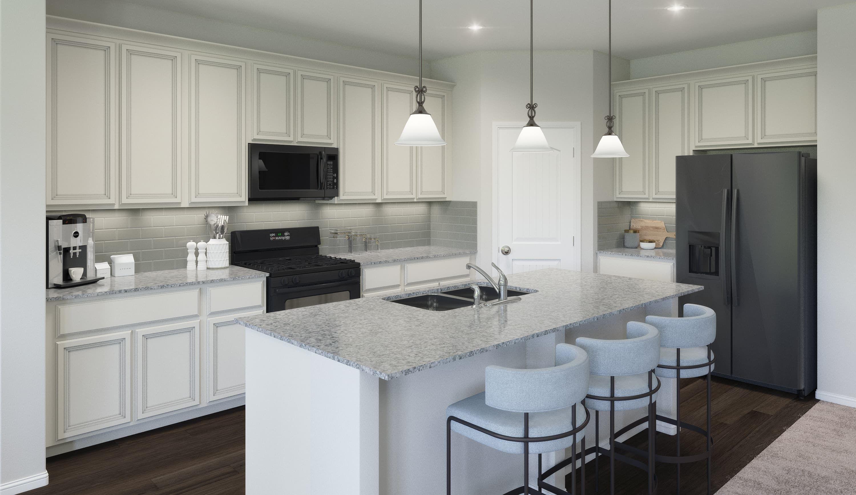 Kitchen-in-Gage-at-Vista Ridge-in-Live Oak