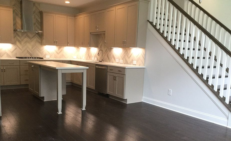 Kitchen-in-Waverly-at-GlenPark-in-Cary