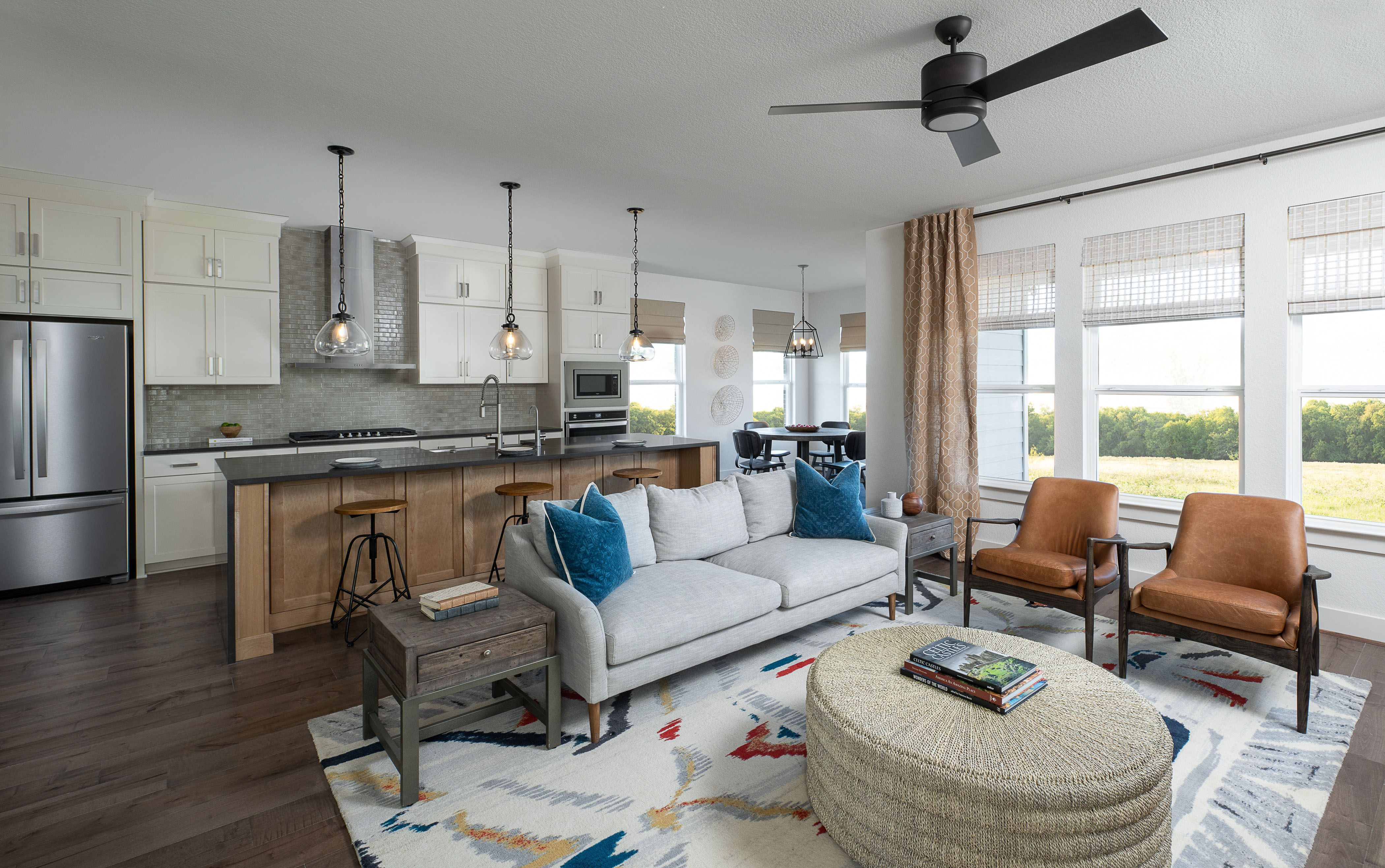 Living Area featured in the Westlake By Ashton Woods in Austin, TX