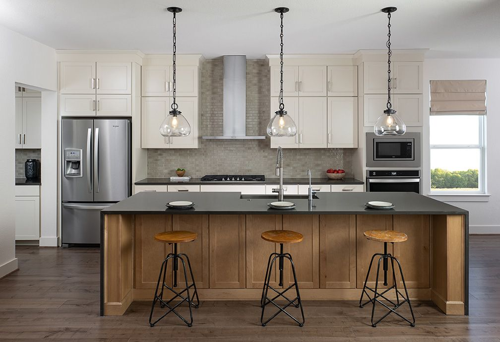 Kitchen featured in the Westlake By Ashton Woods in Austin, TX