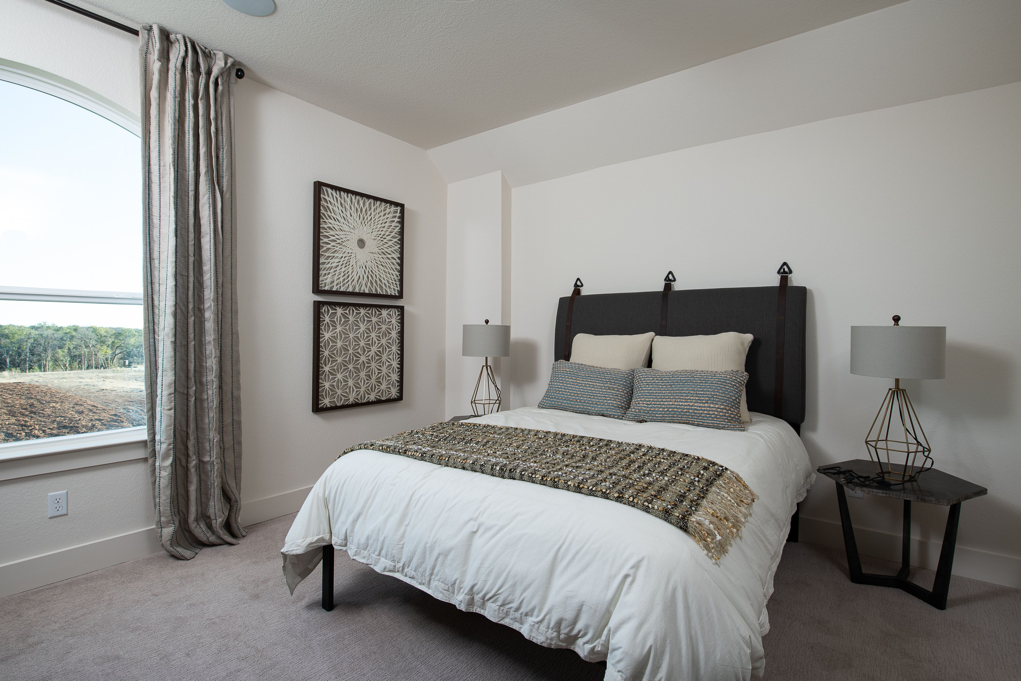 Bedroom featured in the Westlake By Ashton Woods in Austin, TX