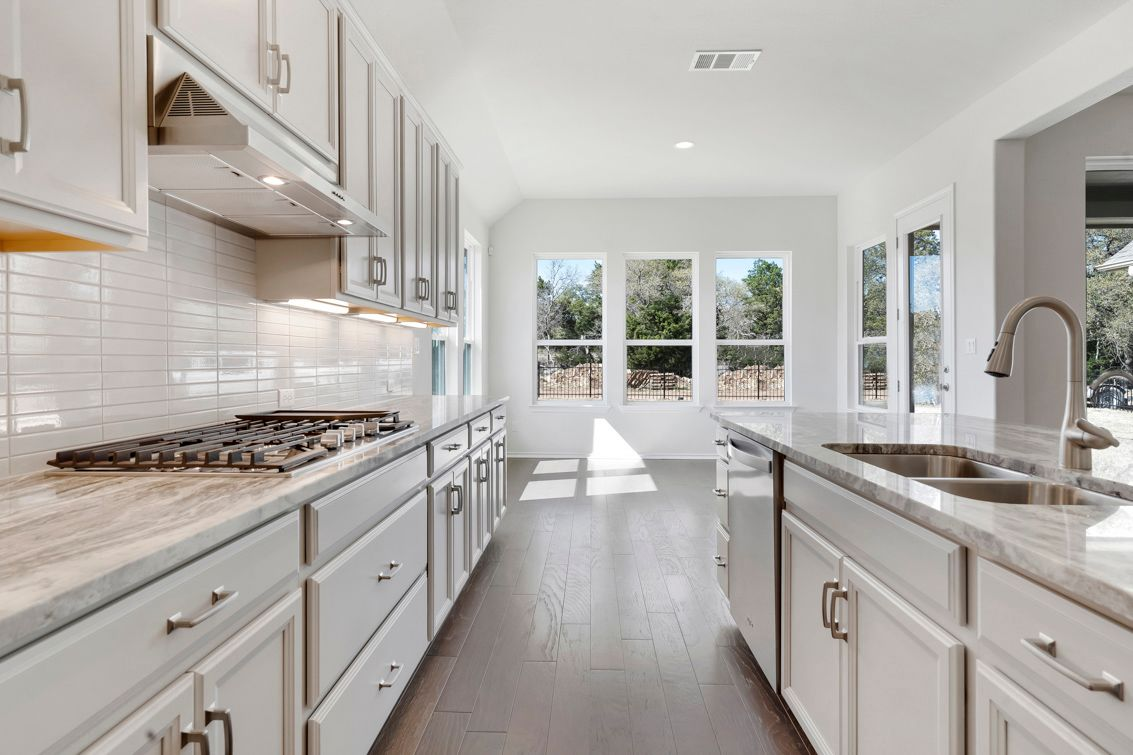 Kitchen-in-Arden-at-Summit at Lake Travis-in-Spicewood