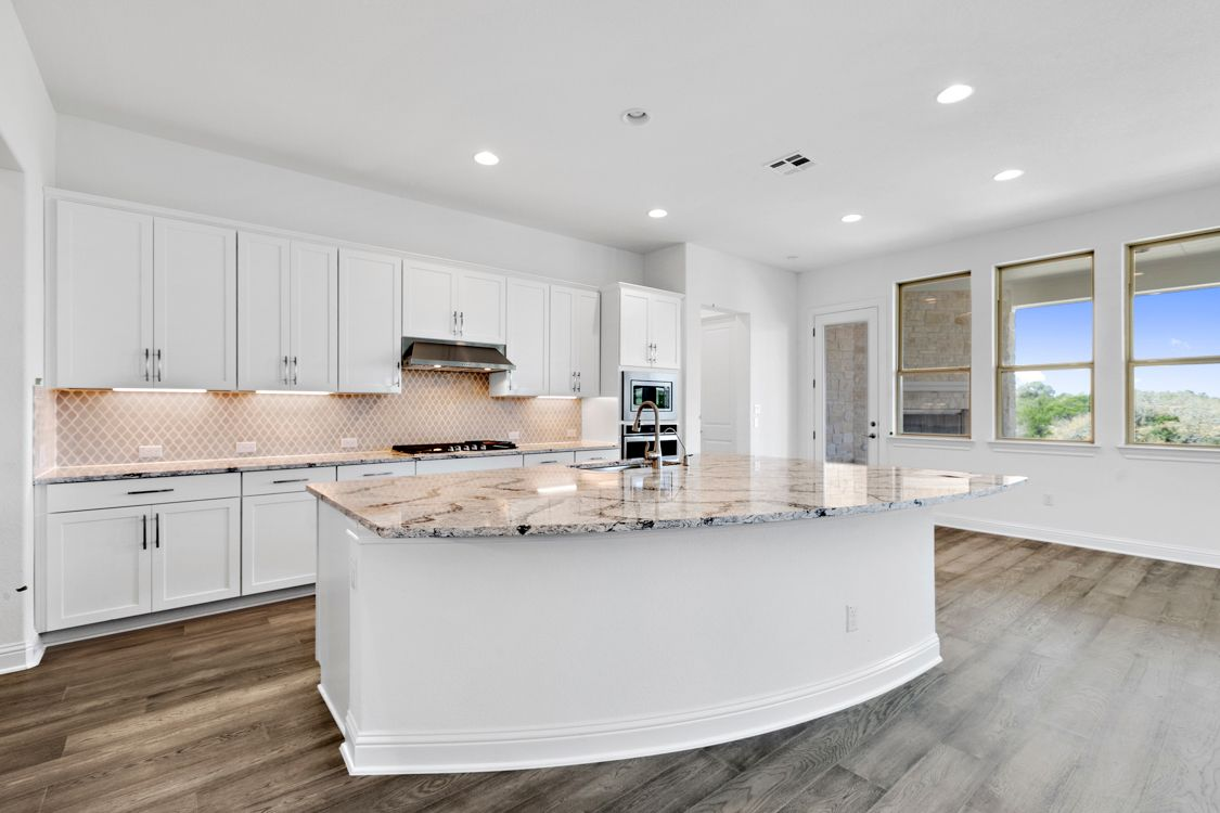 Kitchen-in-Oxford II-at-Saratoga Hills-in-Austin