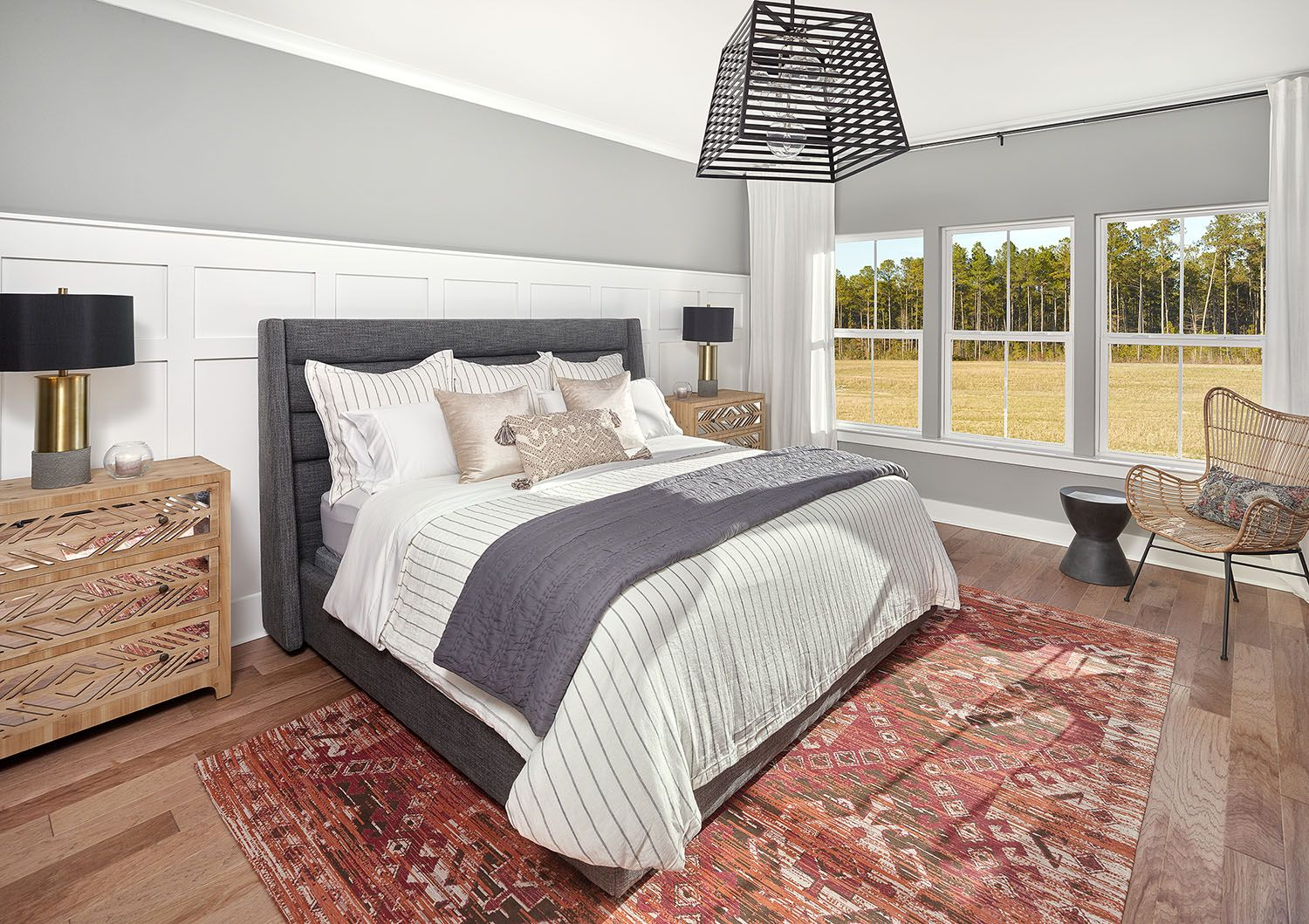 Bedroom featured in the Berkeley By Ashton Woods in Charleston, SC