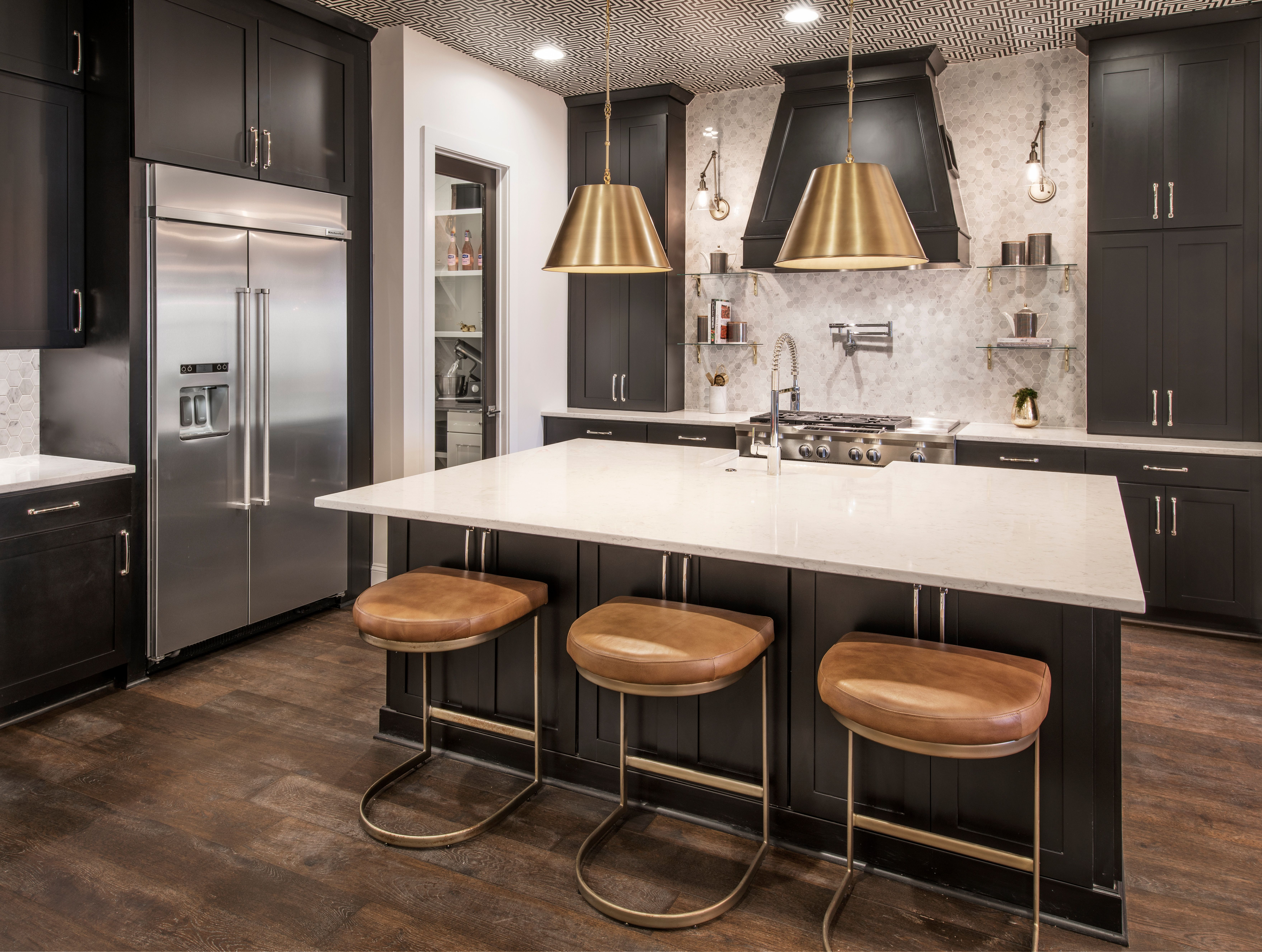 Kitchen featured in the Waverly By Ashton Woods in Raleigh-Durham-Chapel Hill, NC