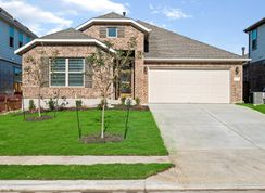 Montgomery - Mockingbird Park: Leander, Texas - Ashton Woods