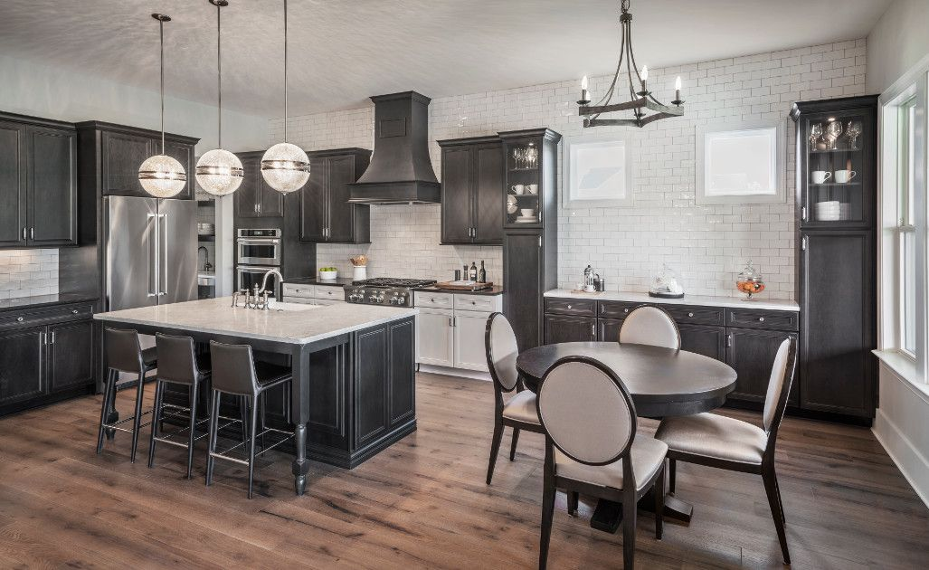 Kitchen featured in the Hanover By Ashton Woods in Raleigh-Durham-Chapel Hill, NC