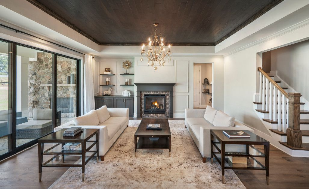 Living Area featured in the Hanover By Ashton Woods in Raleigh-Durham-Chapel Hill, NC