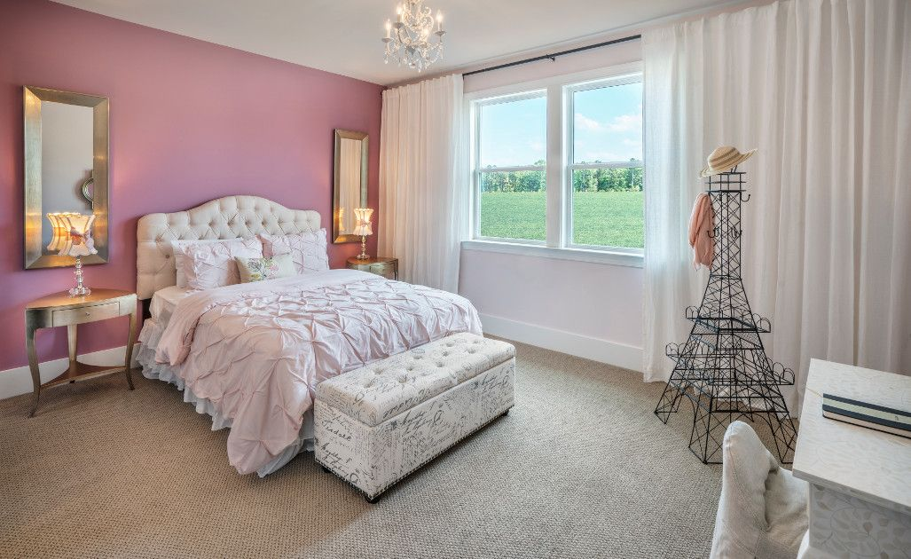 Bedroom featured in the Hanover By Ashton Woods in Raleigh-Durham-Chapel Hill, NC