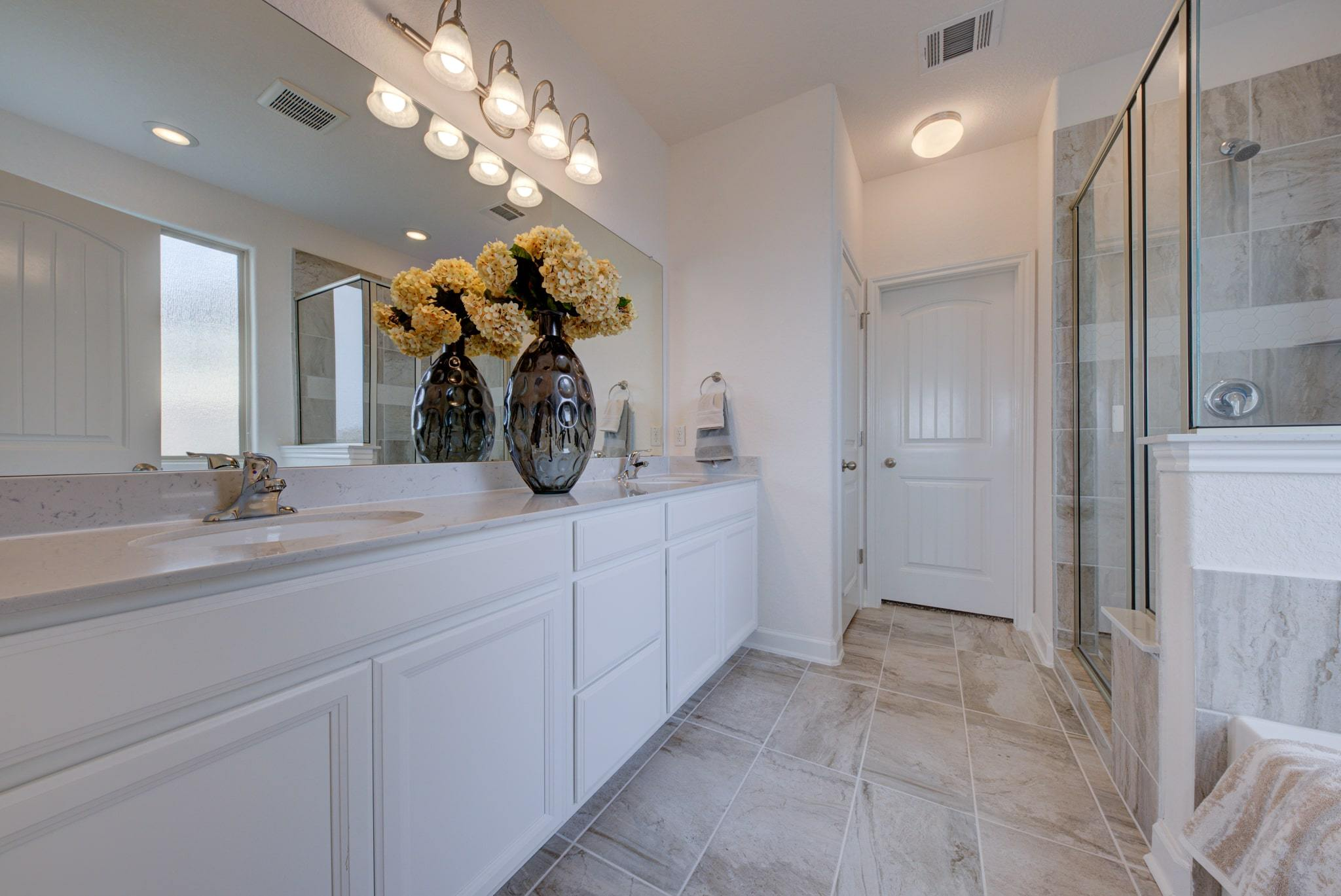 Bathroom featured in the Irving By Ashton Woods in San Antonio, TX