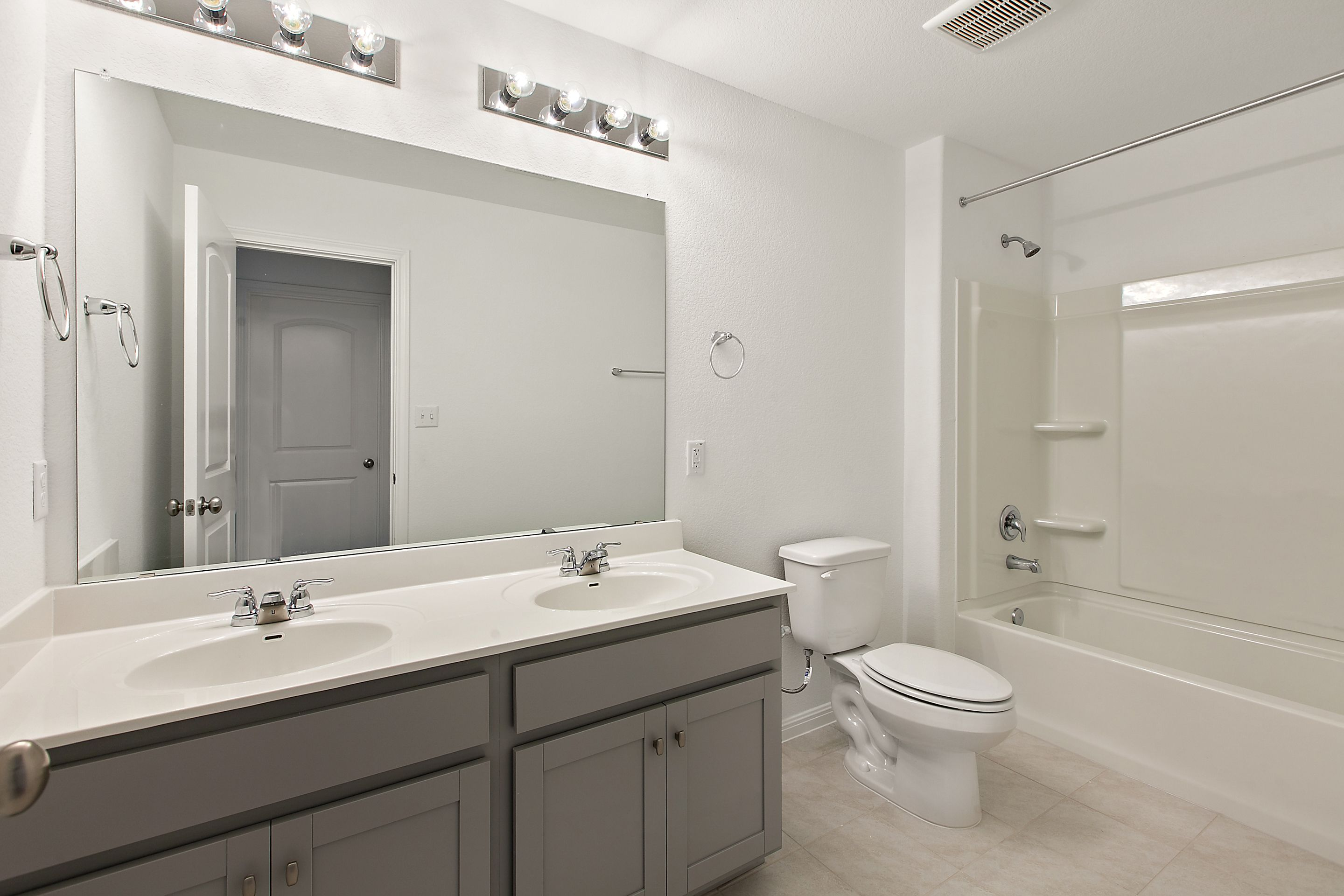 Bathroom featured in the Sheffield By Ashton Woods in Austin, TX