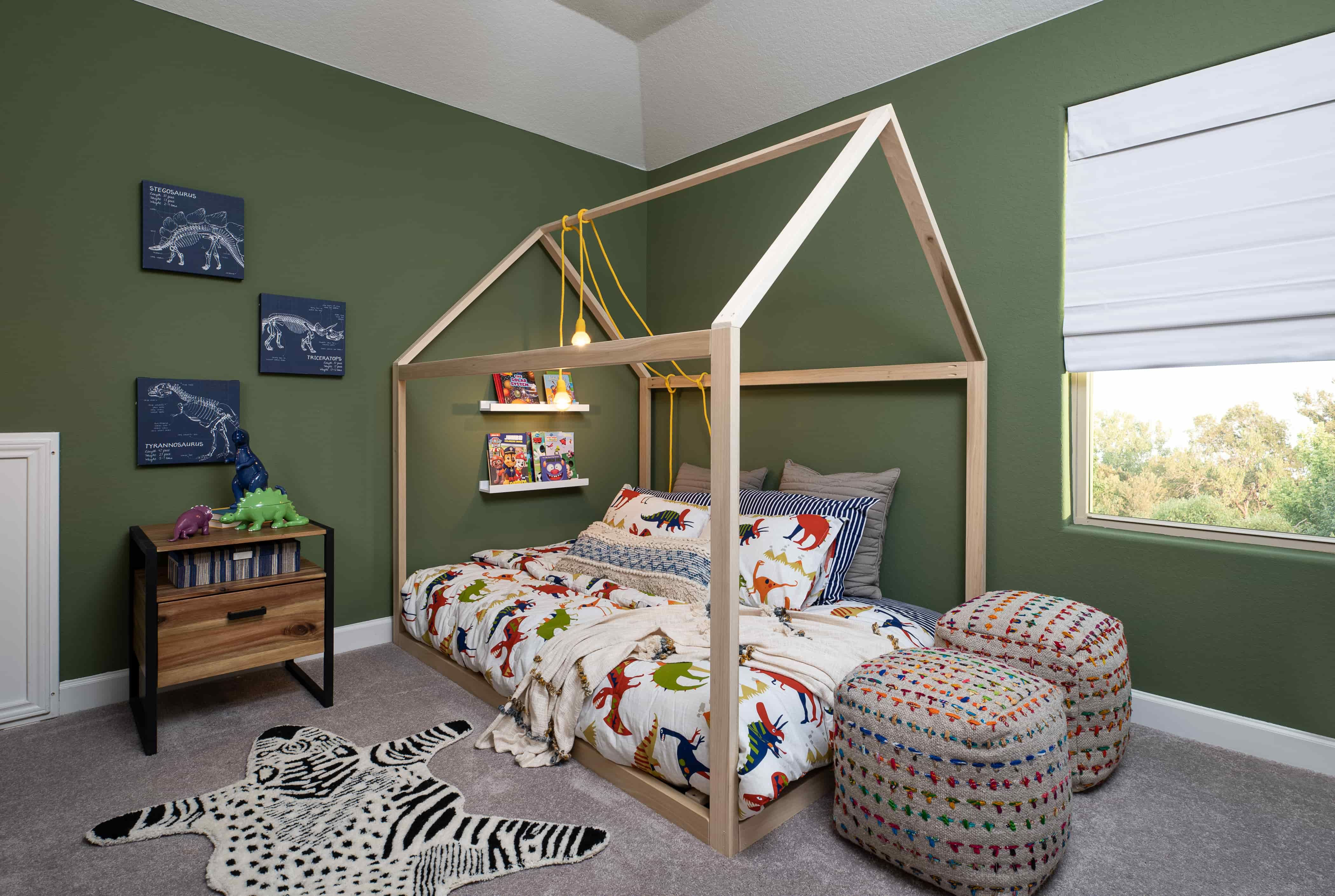 Bedroom featured in the Odessa By Ashton Woods in San Antonio, TX