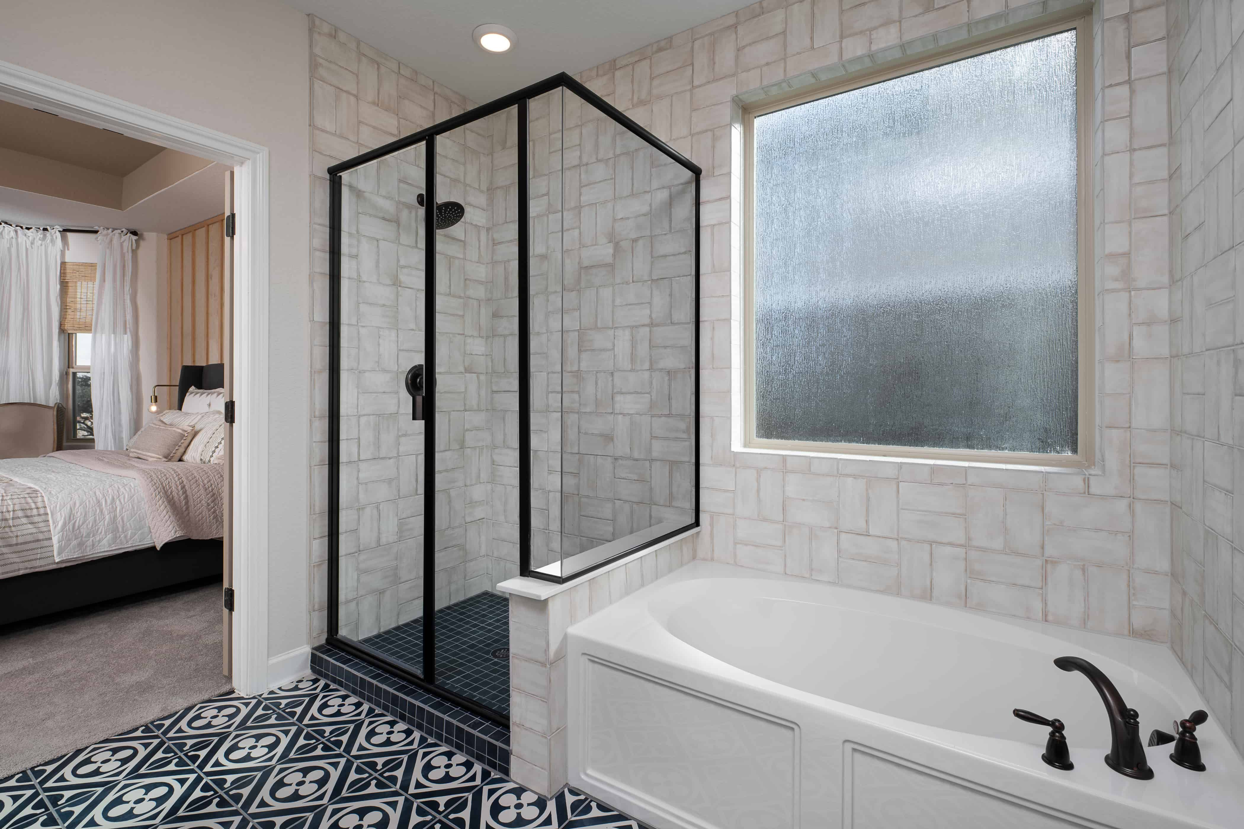 Bathroom featured in the Odessa By Ashton Woods in San Antonio, TX