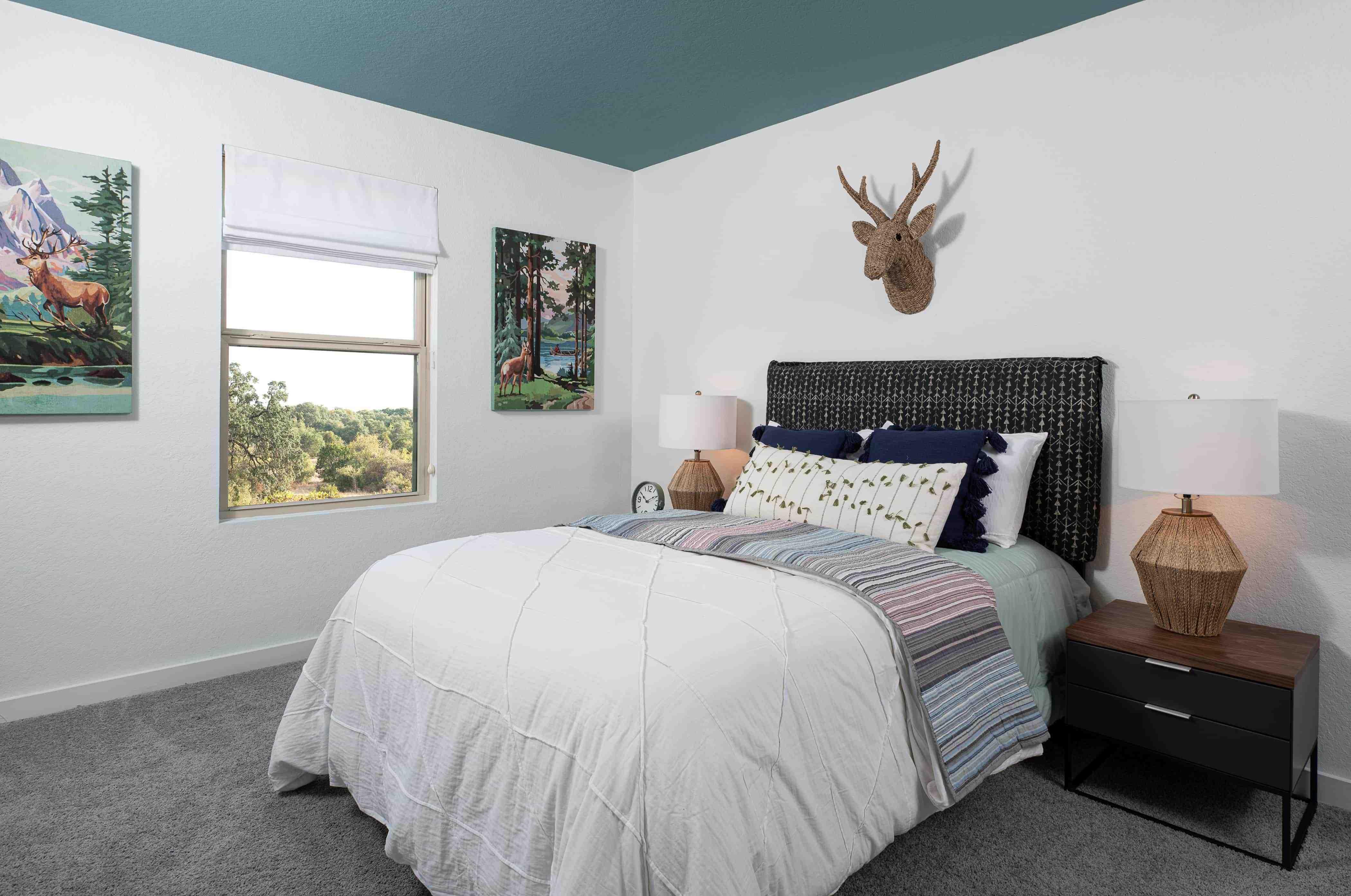 Bedroom featured in the Jordan By Ashton Woods in San Antonio, TX
